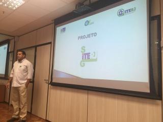 Iterj apresenta no I Seminário de Informações Geográficas do Estado RJ