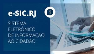 e-SIC.RJ - Sistema Eletrônico de Informação ao Cidadão